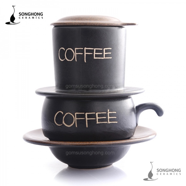 Tách Cafe Có Lọc - Mẫu 1