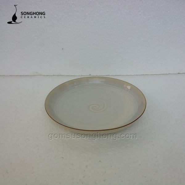 Đĩa Tròn 19.5cm - Giả Vuốt