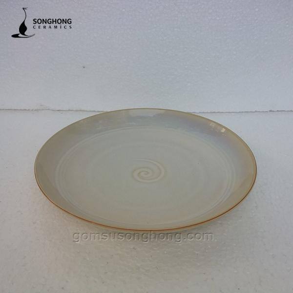 Đĩa Tròn 24.5cm - Giả Vuốt
