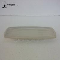 Đĩa Chữ Nhật Giả Vuốt 22.5cm - Mẫu 2