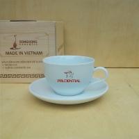 Tách Cafe - Mẫu 01 In Logo & Tên Riêng