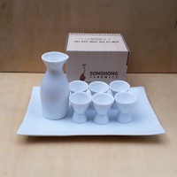 Bộ Bình Rượu Sake - Mẫu 1