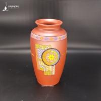 Bình Gốm Đất Đỏ 30,5cm - Mẫu 8